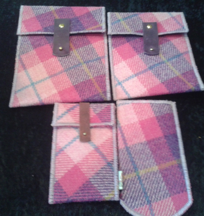 Harris Tweed Accessory Pack